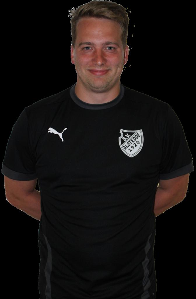 Trainer Benedikt Kuhne