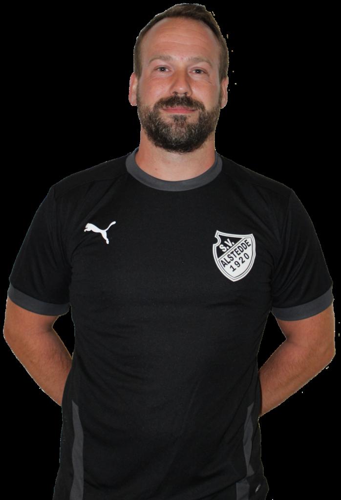 Fußball-Trainer Mail Lerchner