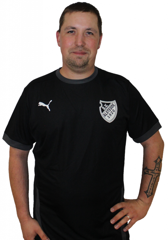 Trainer Marcel Raffel