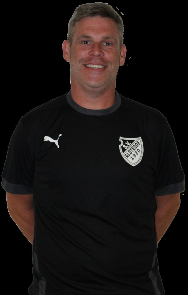 Fußball-Trainer Sebastian Räthe