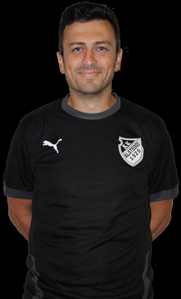Trainer Murat Kandil