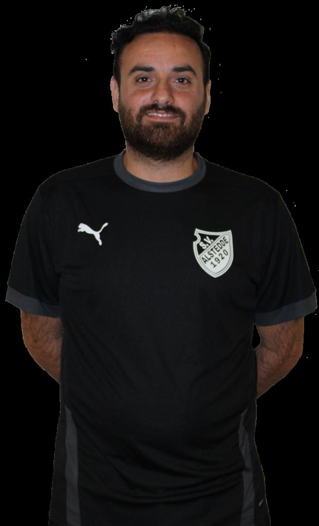 Trainer Mehdi Ayoub