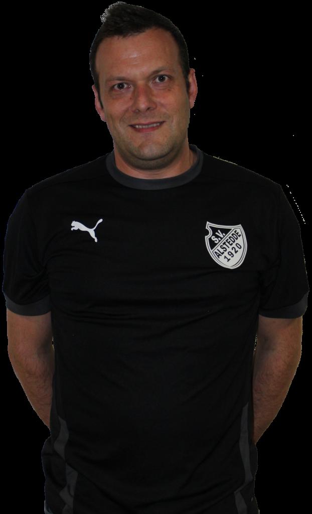 Trainer Alexander Specht