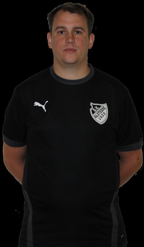Fußballtrainer Julian Bednorz